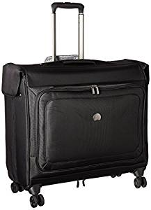 Delsey Luggage Cruise Lite Softside Spinner Trolley Porta abiti