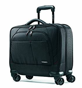Samsonite Xenon 2 Spinner Mobile Office PFT Rolling Briefcase