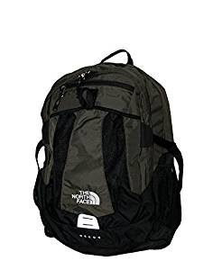 The North Face MEN'S Recon laptop zaino libro borsa (New Taupe Green)