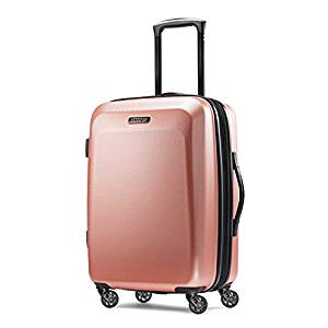 American Tourister Moonlight Spinner 21, oro rosa