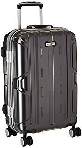 Samsonite Cruisair DLX Hardside Spinner 21, antracite, taglia unica