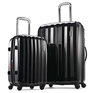 SET DI SPINNER RIGIDI IN DUE PEZZI PRISMA SAMSONITE