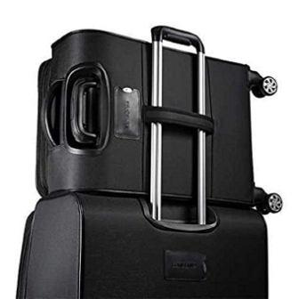 SET DA BAGAGLI SOFTSIDE SPINNER 2 PEZZI STACKIT SAMSONITE