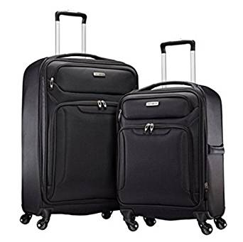 SET DI VALIGIE SOFTSIDE SPINNER SAMSONITE ULTRALITE EXTREME 2 PEZZI