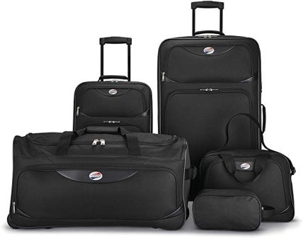 Set Softside 5 pezzi American Tourister