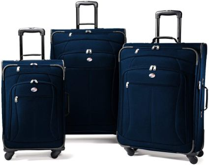 Set spinner 3 pezzi American Tourister AT Pop