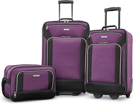 Set bagagli American Tourister Fieldbrook XLT