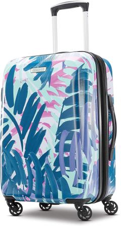 Valigia rigida espandibile Moonlight American Tourister