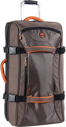 Timberland Twin Mountain Duffle With Wheels Valigia Bagagli Borsa da viaggio