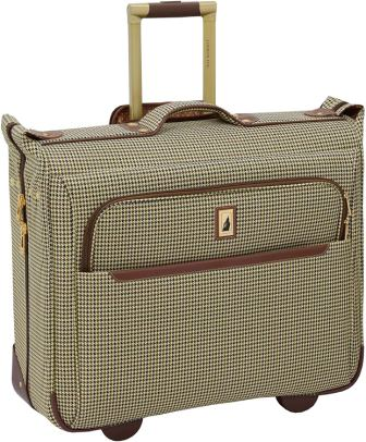 London Fog Cambridge II 44 ″ Porta abiti con ruote