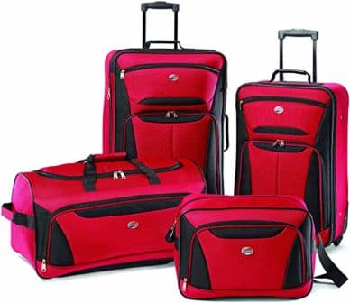 Set di valigie morbide American Tourister Fieldbrook II