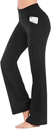 IUGA Bootcut Yoga Pants for Travel