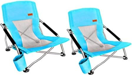 Nice C Low Beach Backpacking Chair